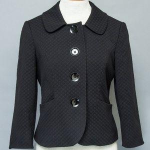 Tahari Jackets & Coats - Tahari by Arther S Levine p-coat style black blaze